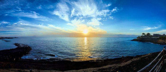 Spanien kust