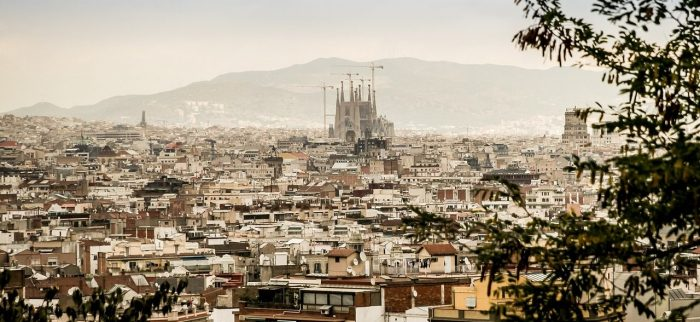 Spanien stad