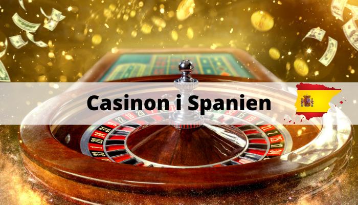 Casinon i Spanien